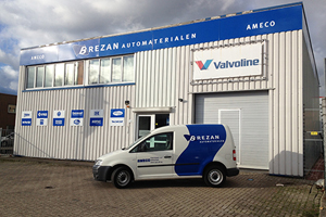 Ameco automaterialen